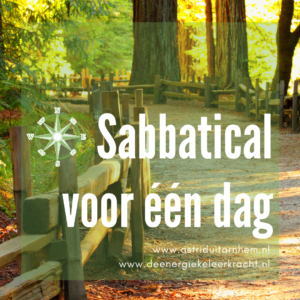 Sabbatical in Arnhem